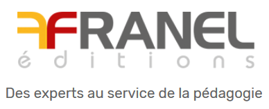 LOGO ARNAUD FRANEL EDITIONS